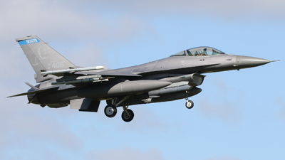 91-0406 - General Dynamics F-16CJ Fighting Falcon - United States - US Air Force (USAF)