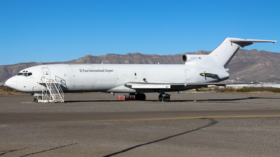N285FE - Boeing 727-233(Adv)(F) - Private