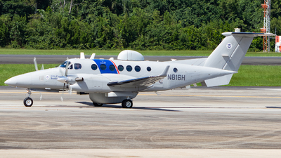 N816H - Beechcraft B300C King Air 350C - United States - US Department Of Homeland Security