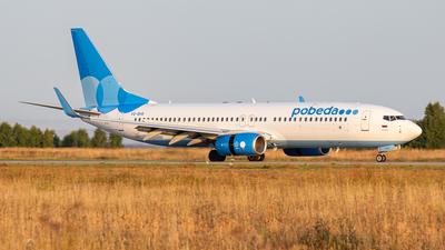 A picture of VQBHR - Boeing 7378LJ - Pobeda - © Yan Syrbo