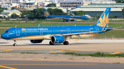 VN-A511 - Airbus A321-272N - Vietnam Airlines