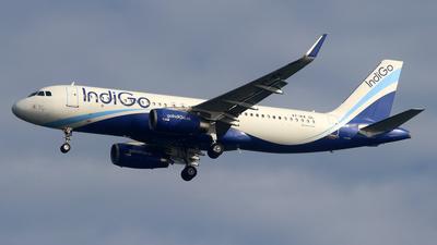 A picture of VTIFK - Airbus A320232 - IndiGo - © Zaahid Naseer