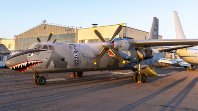 UR-CSK - Antonov An-26B - Private