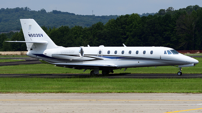 N503SV - Cessna 680 Citation Sovereign Plus - Cessna Aircraft Company