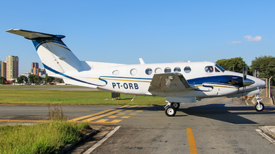 PT-ORB - Beechcraft 200 Super King Air - Private