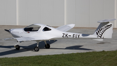 ZK-FIY - Diamond DA-20-C1 Katana - New Zealand International Commercial Pilot Academy
