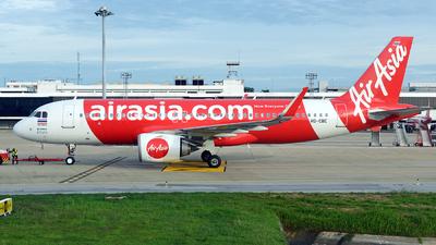 HS-CBE - Airbus A320-251N - Thai AirAsia