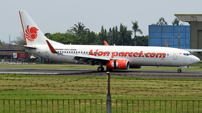 PK-LPL - Boeing 737-8GP - Lion Air