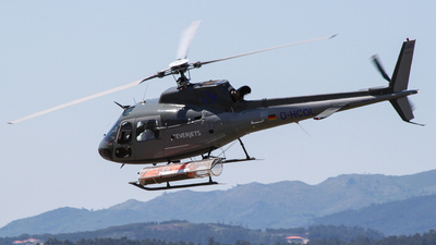 D-HCOL - Eurocopter AS 350B2 Ecureuil - Everjets