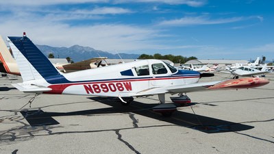 N8908W - Piper PA-28-235 Cherokee - Private