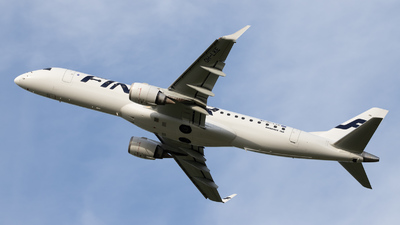 A picture of OHLKE - Embraer E190LR - Finnair - © kevin.hackert
