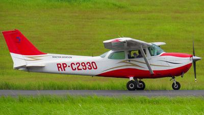 RP-C2930 - Cessna 172M Skyhawk - Mactan Aviation