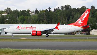 TC-MKS - Boeing 737-8 MAX - Corendon Airlines