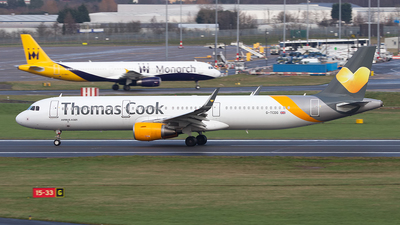 G-TCDG - Airbus A321-211 - Thomas Cook Airlines