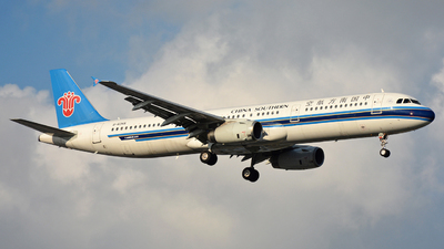 B-6355 - Airbus A321-231 - China Southern Airlines