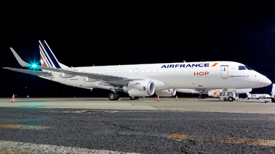 F-HBLL - Embraer 190-100STD - HOP! for Air France