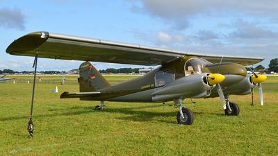 N12828 - Dornier Do-28 Skyservant - Private