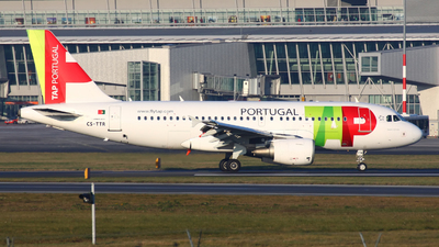 CS-TTR - Airbus A319-112 - TAP Air Portugal