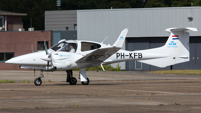 PH-KFB - Diamond DA-42 NG Twin Star - KLM Flight Academy