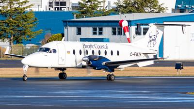 C-FWZK - Beech 1900D - Pacific Coastal Airlines
