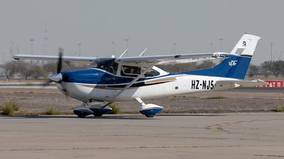 HZ-NJ5 - Cessna T182T Skylane TC - Private