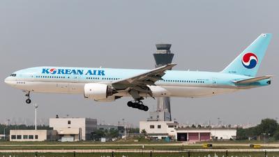 A picture of HL7598 - Boeing 7772B5(ER) - Korean Air - © william8252