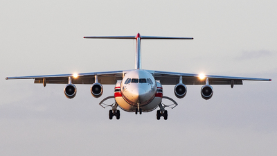 C-GVFK - British Aerospace Avro RJ85 - Conair Aviation