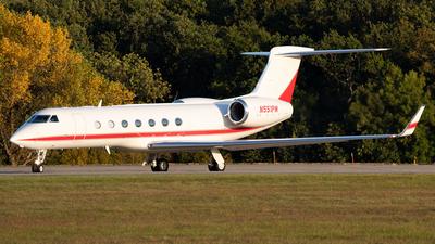 N551PM - Gulfstream G550 - Private
