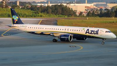 PS-AED - Embraer 190-400STD - Azul Linhas Aéreas Brasileiras