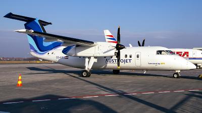 OE-HWG - Bombardier Dash 8-102A - Austrojet