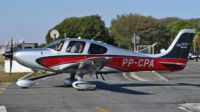 A picture of PPCPA - Cirrus SR22 - [3925] - © Thiago Almeida Denz