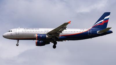 A picture of VPBID - Airbus A320214 - Aeroflot - © Andrea Spoladore