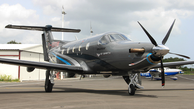 F-OSXM - Pilatus PC-12 NGX - St Barth Executive
