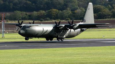 ZH872 - Lockheed Martin Hercules C.4 - United Kingdom - Royal Air Force (RAF)