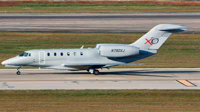 N790XJ - Cessna 750 Citation X - XOJet