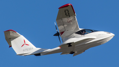 N763BA - Icon A5 - Private