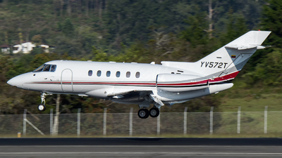 YV572T - Raytheon Hawker 800XP - Private