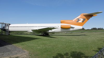 G-BNNI - Boeing 727-276(Adv) - Private