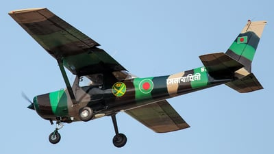 S3-BML - Cessna 152 II - Bangladesh - Army Aviation