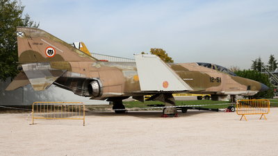 CR12-42 - McDonnell Douglas RF-4C Phantom II - Spain - Air Force