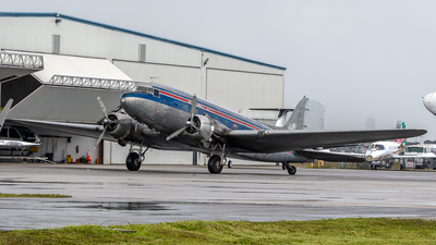 N15MA - Douglas DC-3 - Florida Air Cargo