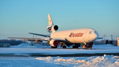 C-GKFA - McDonnell Douglas DC-10-30(F) - Purolator Courier (Kelowna Flightcraft Air Charter)