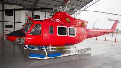 HC-CKD - Bell 412 - Aeromaster