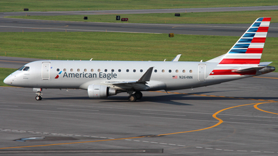 A picture of N264NN - Embraer E175LR - American Airlines - © Daniel Evans