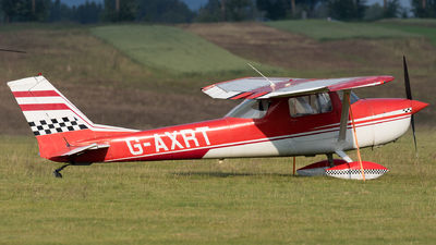 A picture of GAXRT - Cessna FA150K Aerobat - [0018] - © Łukasz Stawiarz