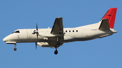 JA8888 - Saab 340B - Japan Air Commuter (JAC)
