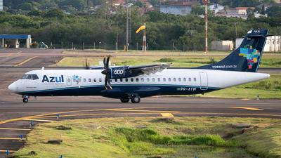PR-ATW - ATR 72-212A(600) - Azul Linhas Aéreas Brasileiras