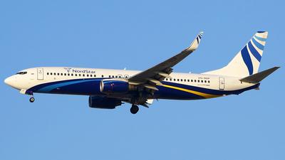 VQ-BDP - Boeing 737-8Q8 - Nordstar