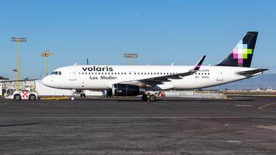 N519VL - Airbus A320-233 - Volaris