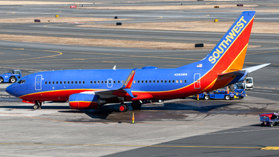 A picture of N283WN - Boeing 7377H4 - Southwest Airlines - © OCFLT_OMGcat